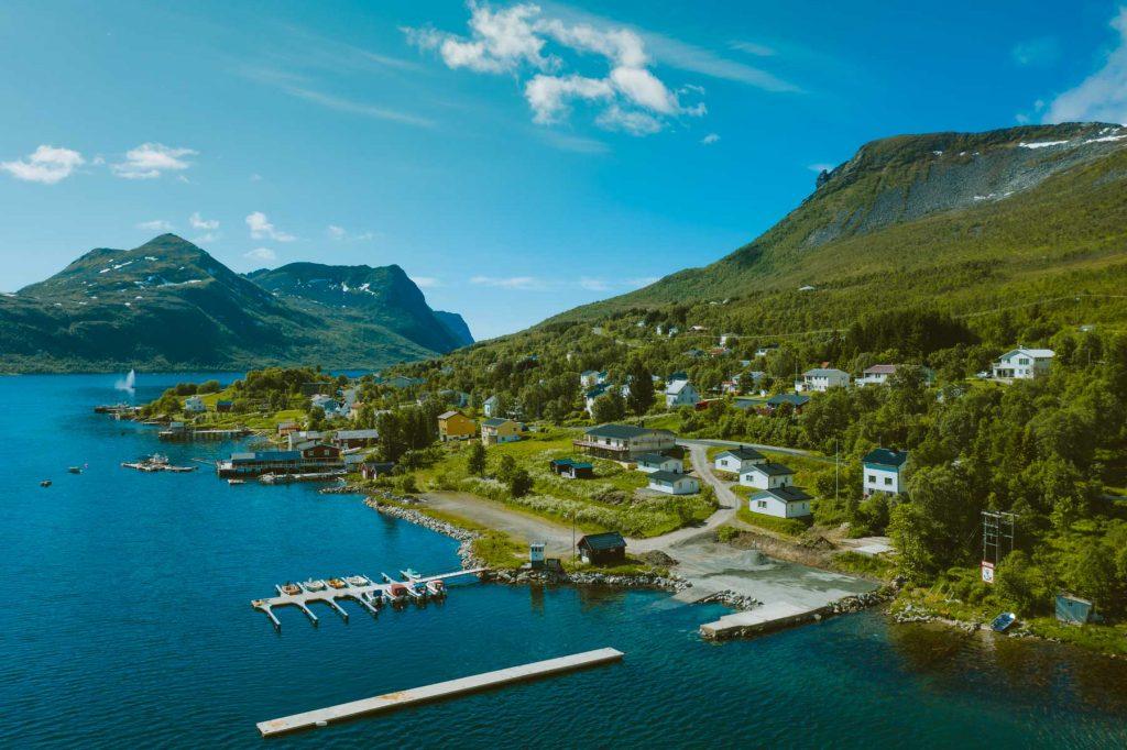 Senja Fjordcamp - Wilsgård